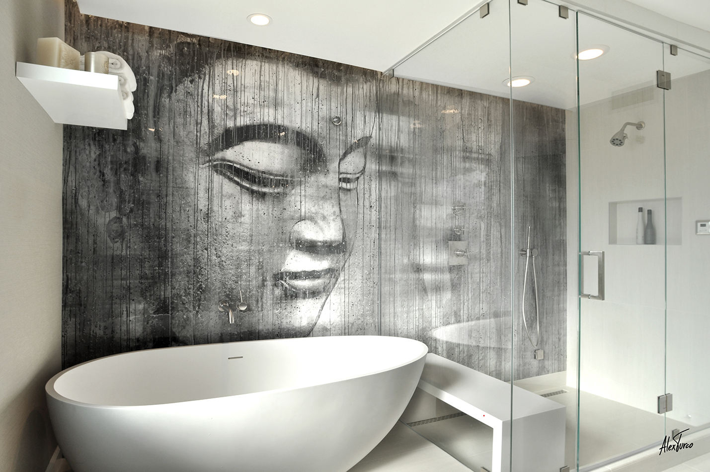 Arteco | Collections of acrylic walls covering in Dubai | Alex Turco