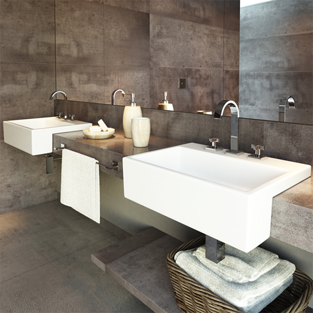 Arteco Collections Of Sanitary Ware In Dubai Deca